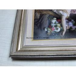 油畫框779