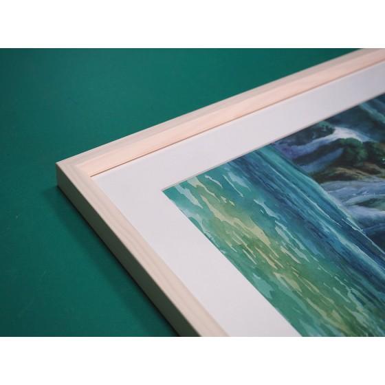251加邊水彩畫框